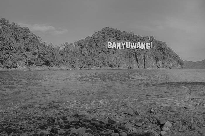Teluk Ijo Banyuwangi